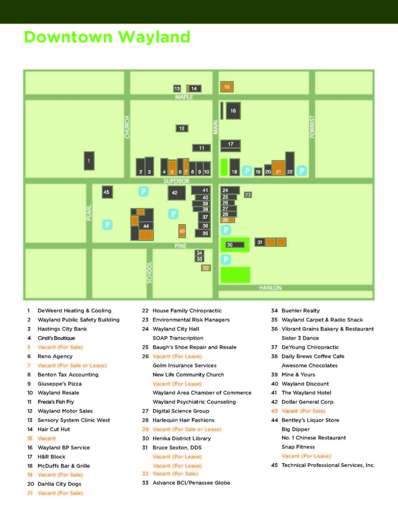 DT Map 2013